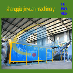Professional Used Tire Recycling Machine,used rubber processing machine