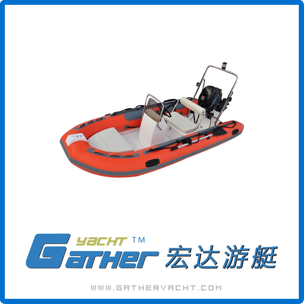 Gather 2017 most popular High Quality China top grade rib hypalon inflatable boat