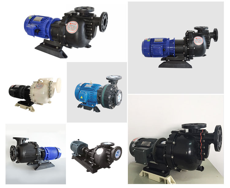 PVDF domestic water pump 5kw water pump self-priming pump
