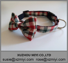 Dog <strong>Pet</strong> Christmas Plaid Adjustable Dog Collar Hot Sale Dog <strong>Pet</strong>