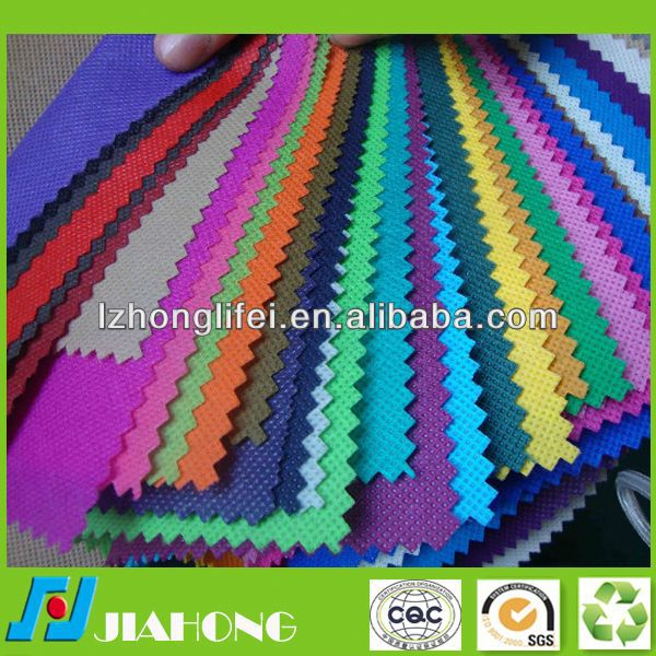 manufacture 100% pp spunbonded nonwoven felt from Laizhou Jiahong Plastic