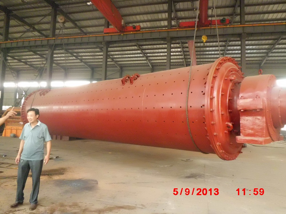 China Dajia Ball Mill Wide Application Dry and Wet Grinding