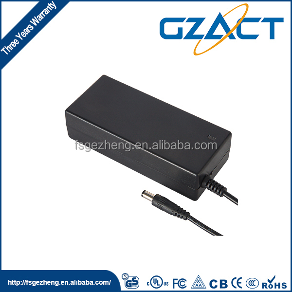 CE UL approved universal 12v5a laptop adapter