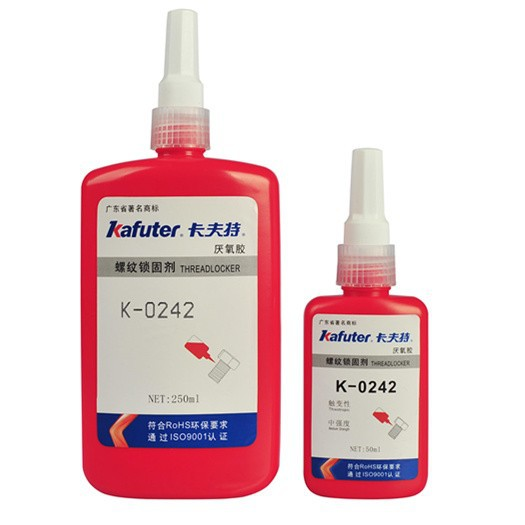 kafuter K-0242 M20 Blue Liquid Thread Sealant