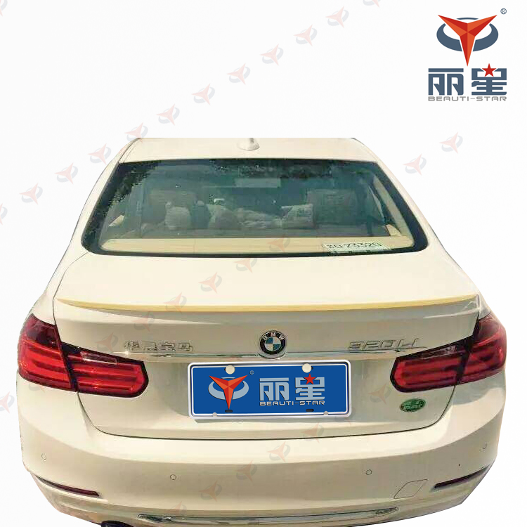 ABS rear spoiler wing 2016