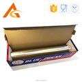 silver aluminum foil for kitchen food baking cooking