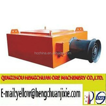 Good efficiency HC series of Plate type magnetic separator Iron Separator