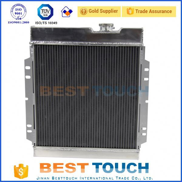 Best price truck water cooling small auto radiator