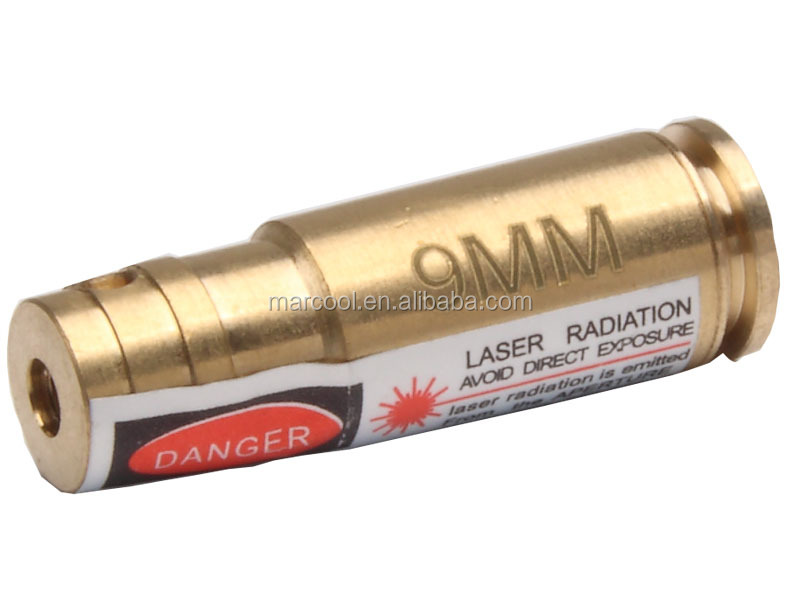 Laser bore sight HY5040a 9MM bullet shape