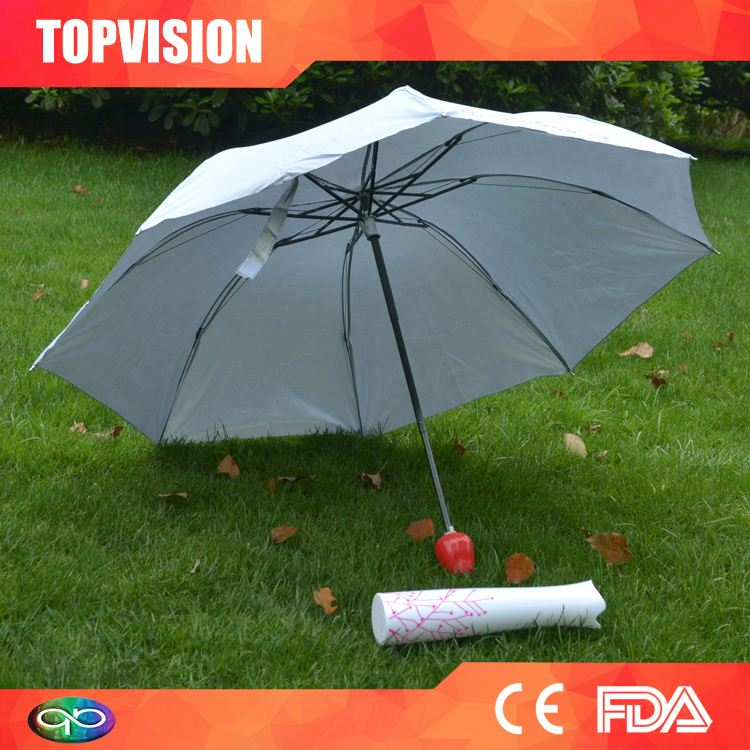 High Quality factory directly three section folding umbrella