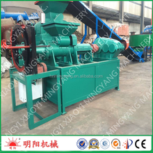 Good price coal dust charcoal briquette extruder machine with CE ISO