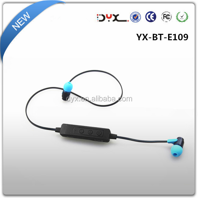 New arrival cheapest neckband headphone bluetooth wireless headset bluethooth with CE certificate