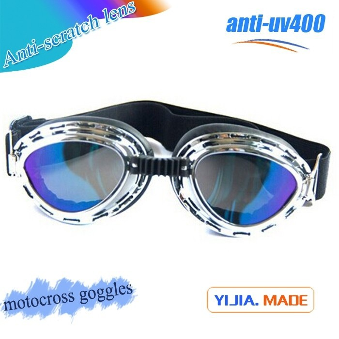 Hot Motorcycle Classic Safety Dust Off Road Goggles
