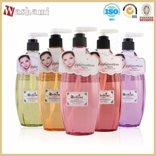 Washami skin whitening shower gel perfume body wash