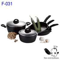 2016 hot selling forged premier turkish nonstick cookware