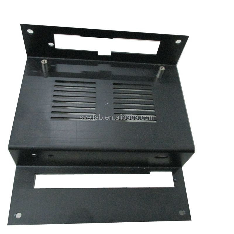 OEM/ODM aluminum battery box sheet metal fabrication