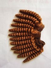 #27 Nubian twist braiding synthetic afro kinky braiding crochet braiding hair