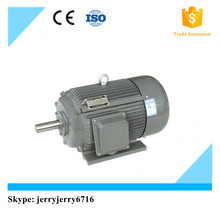 ISO approved 20kw 10kw 50kw electric ac motor