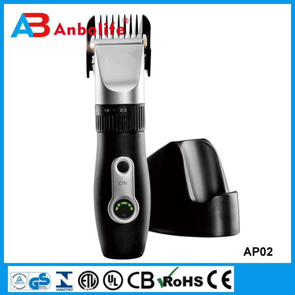 Professional Rechargeable Electric Pet Grooming Hair Clipper Dog Clipper For Wholesale