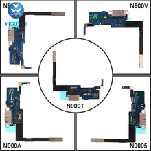 Smart Phone Repair Parts Replacements For Samsung Note 3 N900A N900F N900P N900T N900V Dock Charger Flex Cable
