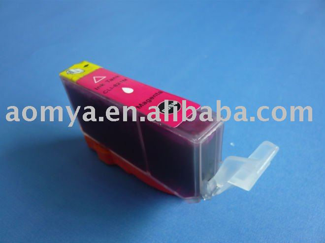 Compatible color Inkjet Cartridge for Canon BCI-321 MG
