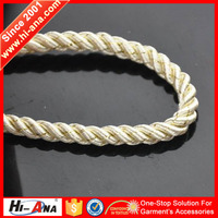 hi-ana cord3 Direct factory prices hot sale cheap 6MM twisted cord