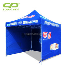 hot sale 3x3m custom printing gazebo tent with manufacturer china