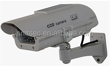 Dummy-2300 Battery Operated Outdoor Dummy Security Camera,dummy cctv camera,security dummy camera