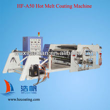 Shoes Material Hot Melt Coating Machine