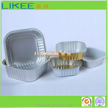 Airtight Colored Aluminum Foil Pet Food Containers