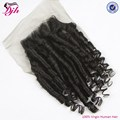 High Feedback 7A Grade Cheap 100% Human Hair Bundles With Lace Closure