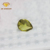 8*10mm pear shape loose small gemstones peridot cubic zirconia for sale