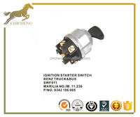 Alibaba high quality auto ignition starter switch for Mercedes truck and bus 0342106005