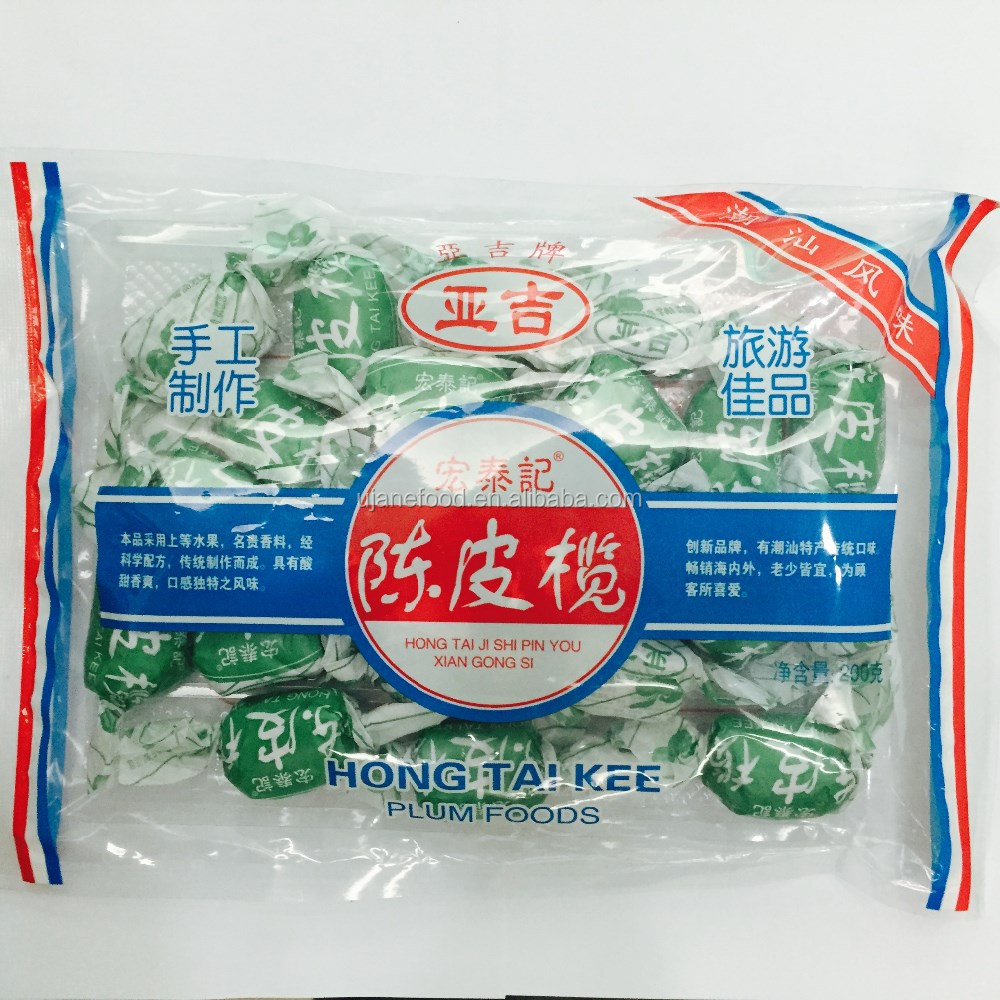 UZ-P010 chinese traditional dried fruit dried food