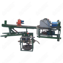 Customized professional down hole drill carriage