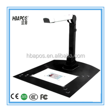 High Quality Office Equipment Mini Document Camera Portable Book Scanner
