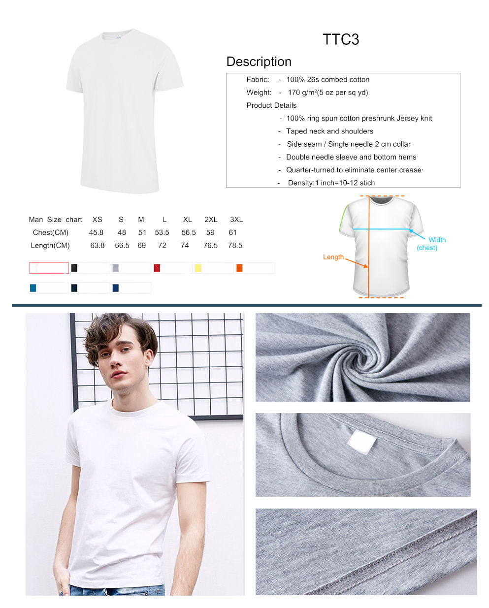 Top 5 Corporate Gifts Promotional Advertising Events Uniforms custom t-shirt