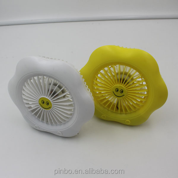 CE and RoHS Certified Portable Usb Fan Rechargeable