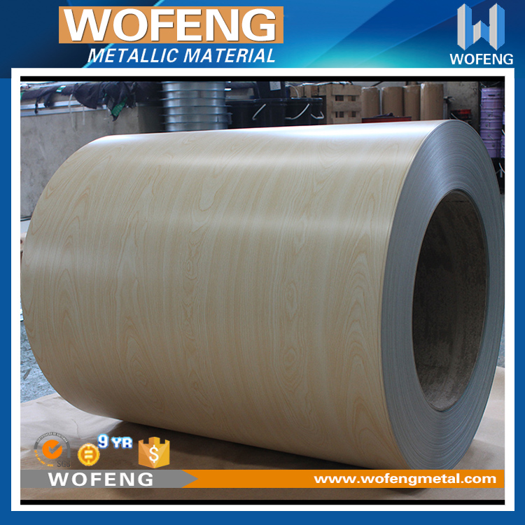 New building construction materials aluzinc color coated steel coil for wall panel