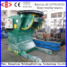 5T automatic tilt welding turning table can rotate and tilt