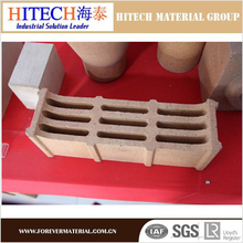 Zibo Hitech fireproof silica aluminate fire brick for lime kilns