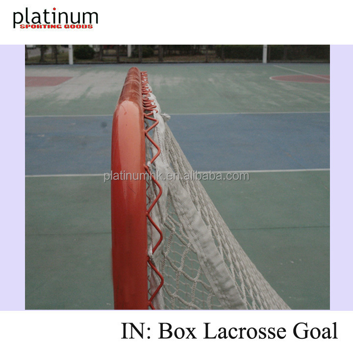 Goal Platinum: Box Lacrosse Goal(4'*4'*5', Steel), View Lacrosse Goal