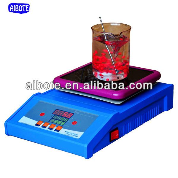laboratory Ceramic Top High Temperature hotplate with stirrer