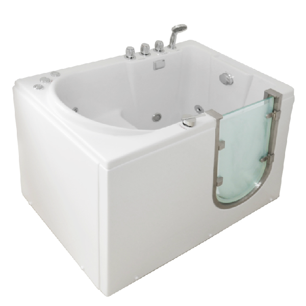 2016 new design high quality ce rohs approved walk in - Handicap bathtub shower combo ...
