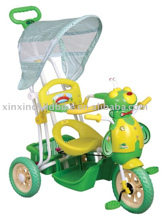 baby tricycle (EN71,3C approved)