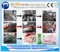 Automatic chicken feet peeler machine/chicken paw peeling line /Taizy