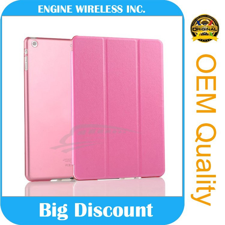 Wholesale Fashion Cases Smart Cover for ipad air 2 case, for i pad case