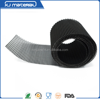 printing machine conveyor belt food drying PTFE coated fiberglass open mesh