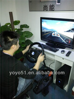 guangzhou real car driving simulator truck driving simulator for driving school equipment auto parts (English) new product