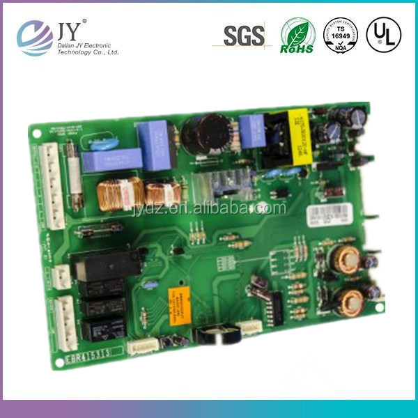 pcb assembly with cable